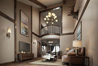 20万以上140平米三室两厅美式风格客厅图片大全
