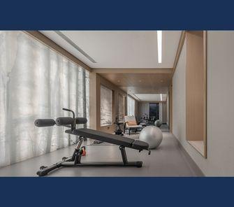 120平米三室一厅中式风格健身房图片