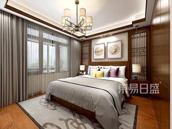 豪华型140平米三室两厅中式风格卧室图片大全