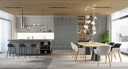 20万以上140平米四室两厅现代简约风格餐厅效果图