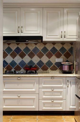 富裕型90平米三田园风格厨房图片