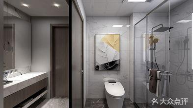110平米三室一厅混搭风格卫生间效果图