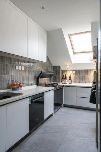 100平米复式法式风格厨房图片大全