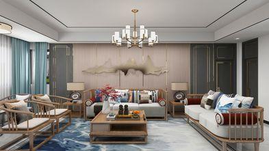 富裕型70平米新古典风格客厅欣赏图