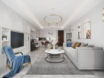 10-15万120平米三室两厅欧式风格客厅欣赏图