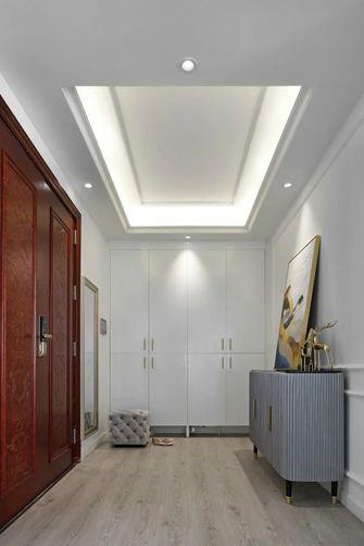 豪华型140平米四室一厅美式风格玄关装修案例