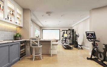 20万以上140平米别墅美式风格健身房效果图