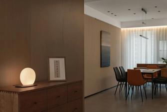 富裕型140平米三日式风格餐厅装修效果图