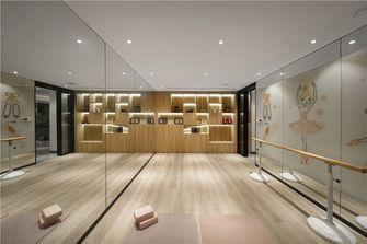豪华型140平米别墅现代简约风格青少年房图片