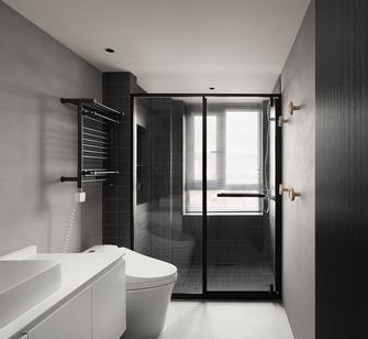 豪华型140平米三室一厅美式风格卫生间图
