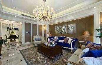 50平米三欧式风格客厅设计图