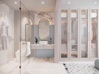 20万以上140平米四室两厅法式风格卫生间图片