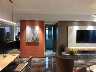 富裕型140平米四室两厅轻奢风格走廊图片