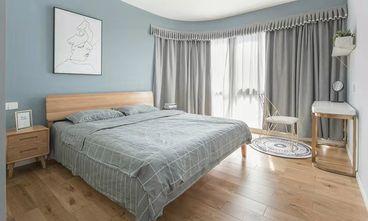 富裕型140平米三北欧风格卧室图片大全