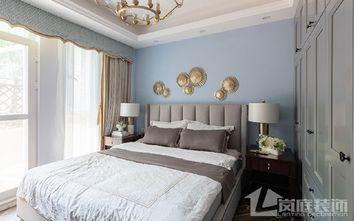 15-20万100平米三室两厅混搭风格卧室装修案例