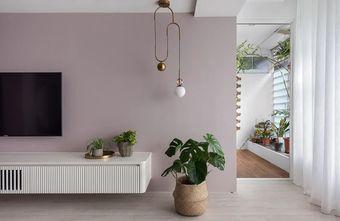 120平米三北欧风格客厅装修效果图