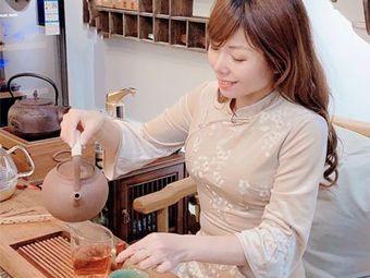 茶筱朵茶道花艺创业茶馆培训(外滩校区)