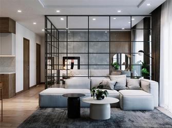 5-10万50平米公寓北欧风格客厅欣赏图