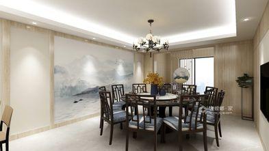 豪华型140平米三中式风格餐厅装修图片大全
