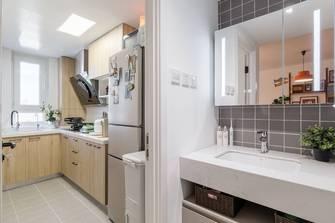 40平米小户型混搭风格厨房设计图