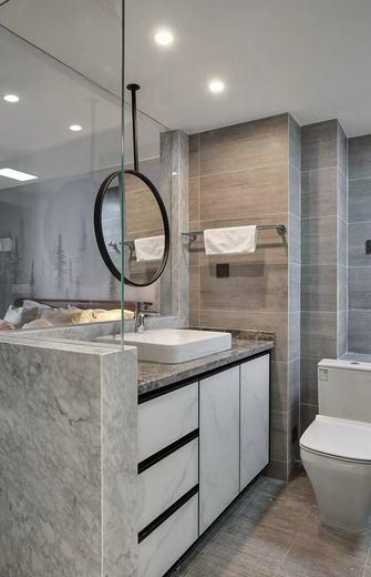 经济型130平米三现代简约风格卫生间装修案例