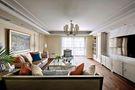 140平米四室三厅新古典风格客厅图片大全