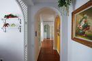 3-5万60平米美式风格走廊装修案例