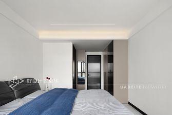 20万以上120平米三室两厅现代简约风格卧室效果图