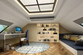 140平米四室两厅欧式风格阁楼装修案例