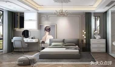 豪华型140平米四法式风格卧室装修案例