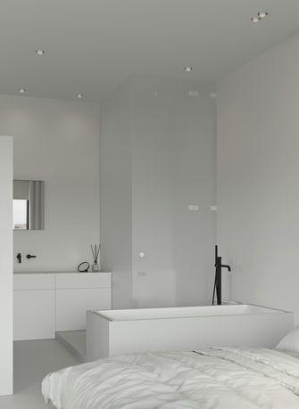 10-15万60平米公寓现代简约风格卫生间装修案例