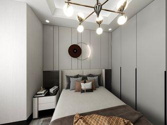 富裕型120平米三新古典风格卧室装修案例