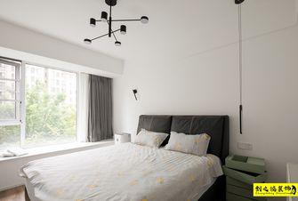 10-15万120平米三室两厅现代简约风格卧室装修图片大全
