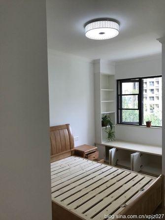 3-5万70平米现代简约风格卧室装修图片大全