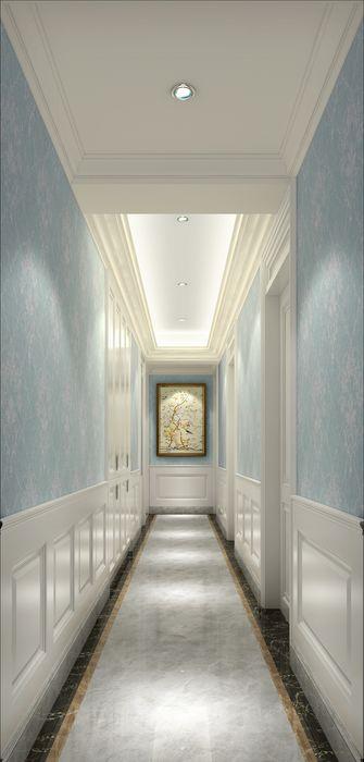 20万以上140平米四室两厅欧式风格走廊装修效果图