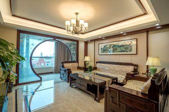 10-15万70平米中式风格客厅装修图片大全