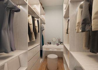 80平米三室两厅美式风格衣帽间图片大全