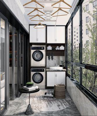 豪华型140平米复式新古典风格阳台装修效果图