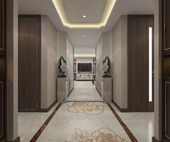 20万以上140平米四室两厅中式风格玄关图片大全