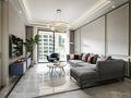 豪华型120平米三室一厅欧式风格客厅图片