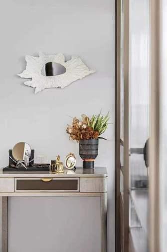 10-15万90平米三室两厅轻奢风格梳妆台设计图