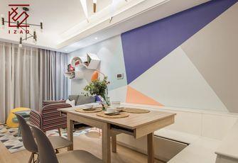 5-10万80平米北欧风格客厅装修图片大全