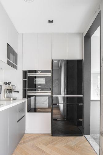 现代简约风格厨房装修案例