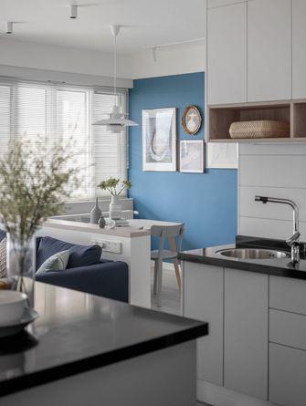 富裕型120平米四室一厅北欧风格厨房图片大全