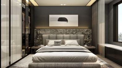 5-10万140平米四室四厅轻奢风格卧室装修图片大全