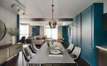20万以上120平米三欧式风格餐厅欣赏图