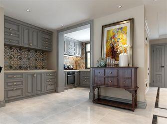 140平米别墅美式风格厨房图片大全