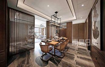 140平米三日式风格餐厅欣赏图
