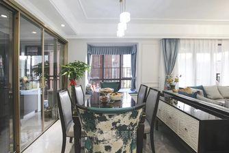 豪华型140平米四美式风格餐厅装修效果图