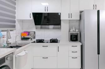 15-20万80平米混搭风格厨房图片大全